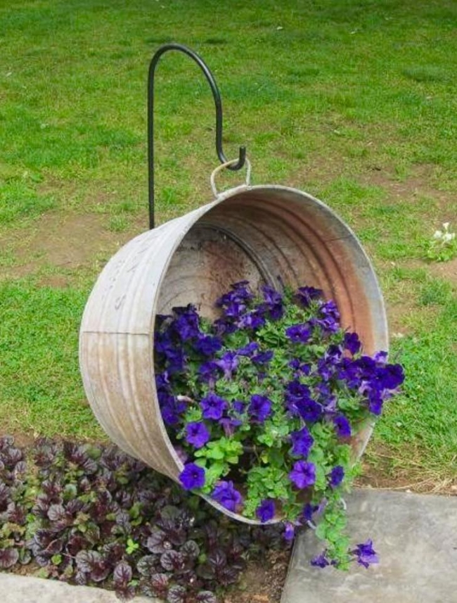 Recycled Garden Plans