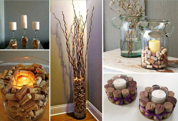 things to do with wine corks upcycle art