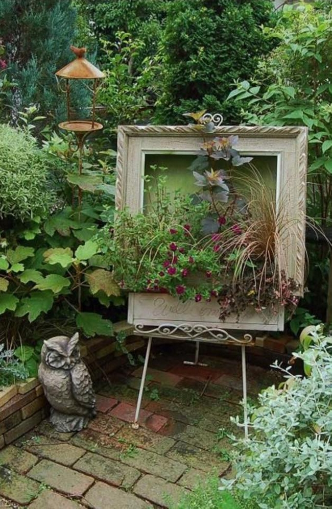 Upcycled Garden Ideas