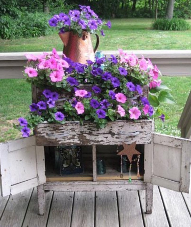 Upcycled Planter Ideas