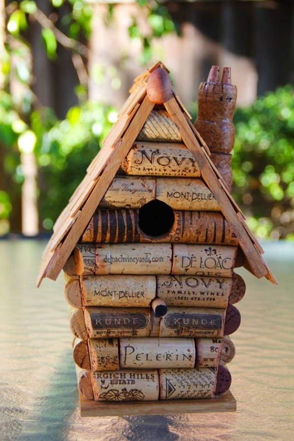 Wine Corks Playhouse