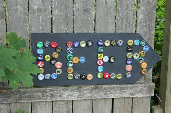 Bottle Caps Ideas