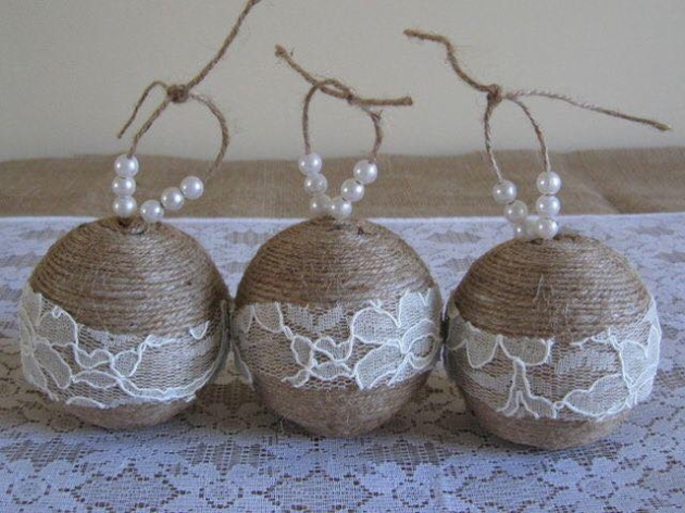 Burlap Upcycling