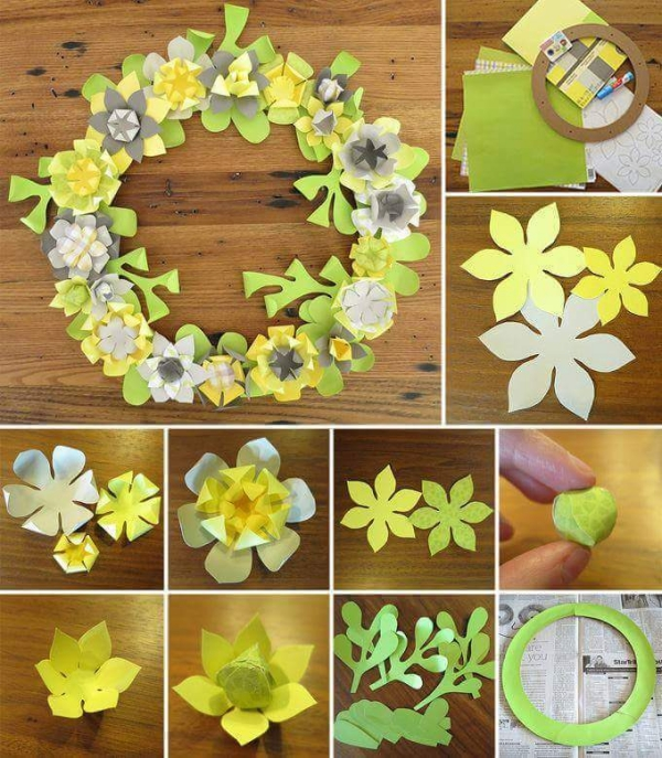 DIY Flower Projects
