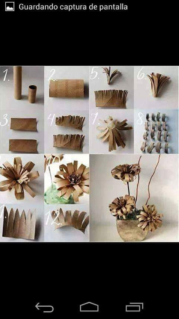 DIY Paper Flower Tutorials