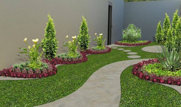 Garden Organizing and Decor Ideas