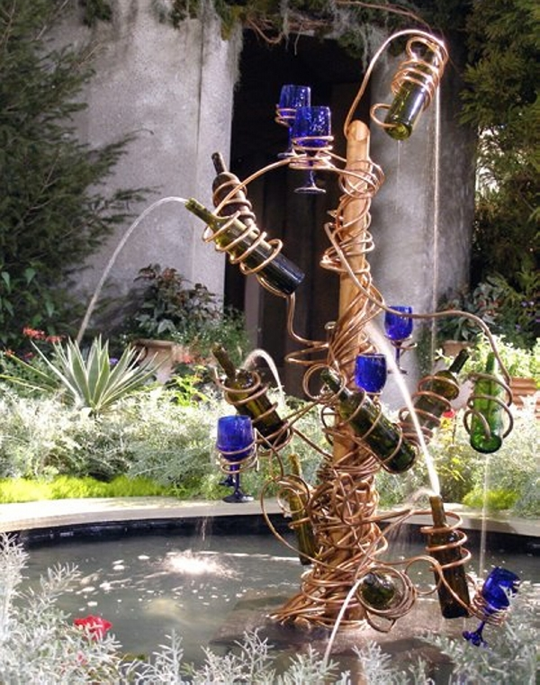 Ingenious Ways To Recycle Glass Bottles Upcycle Art