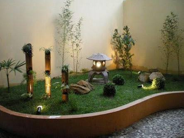 Japanese garden decor ideas upcycle art for Landscape decor ideas