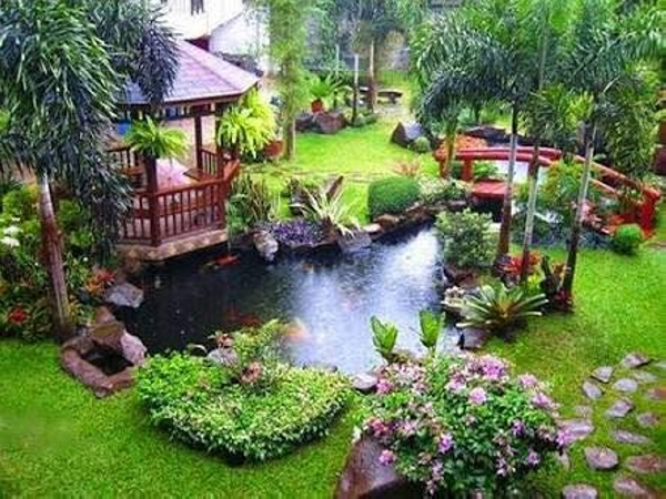 Garden Ideas Japanese japanese garden decor ideas | upcycle art