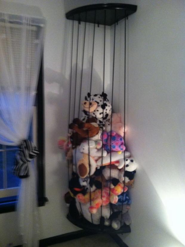 Kid Toys Organizing