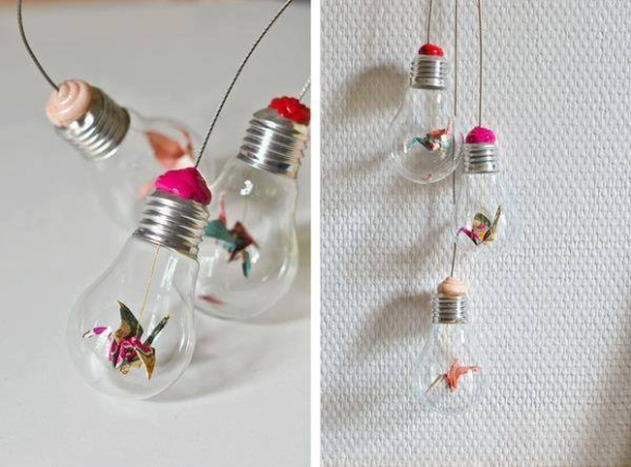Light Bulb Wall Decor