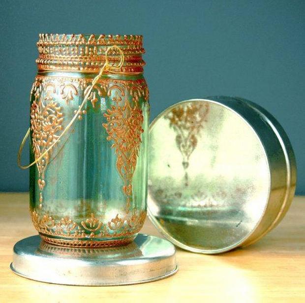Mason Jar Decor Art