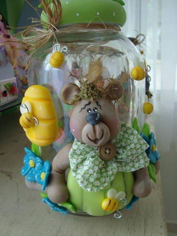 Mason Jar Kid Crafts