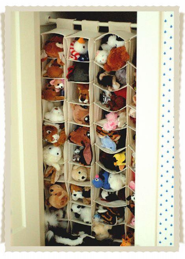 Organize the Kids Toys