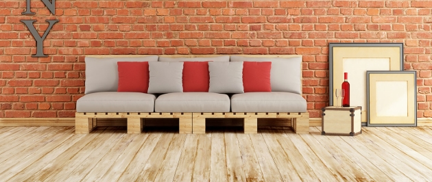 Pallet Couch Furniture