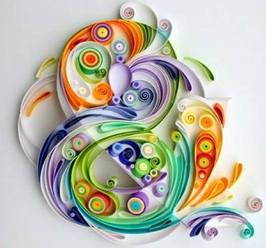 Quilling Art Ideas