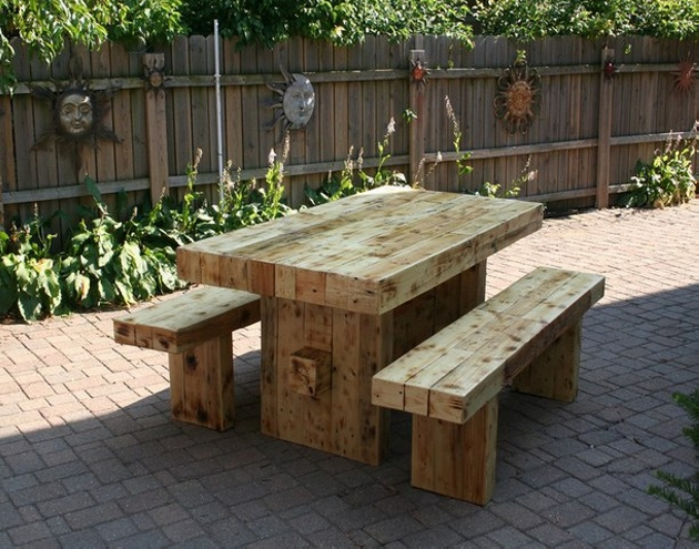 Recycled Pallets Furniture