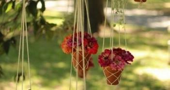 Small Decorative Garden Pots