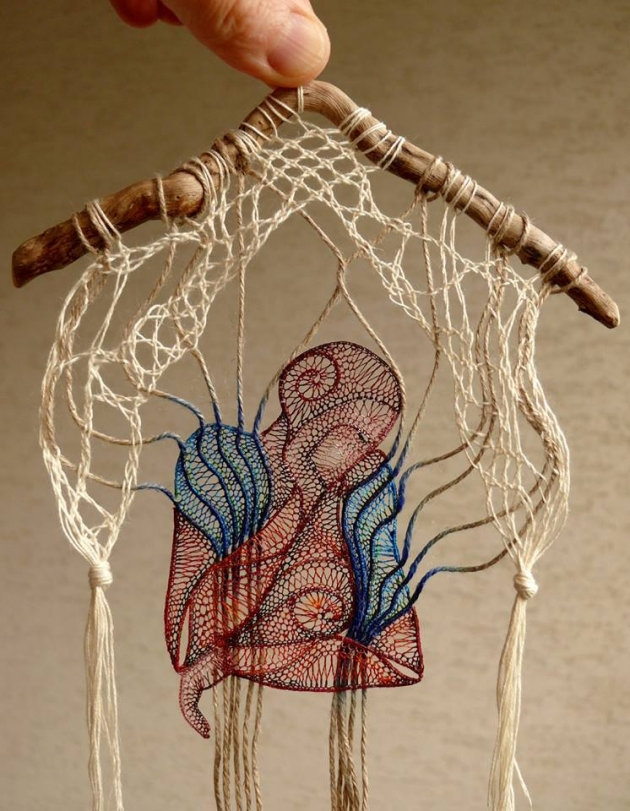 Textile Art Ideas