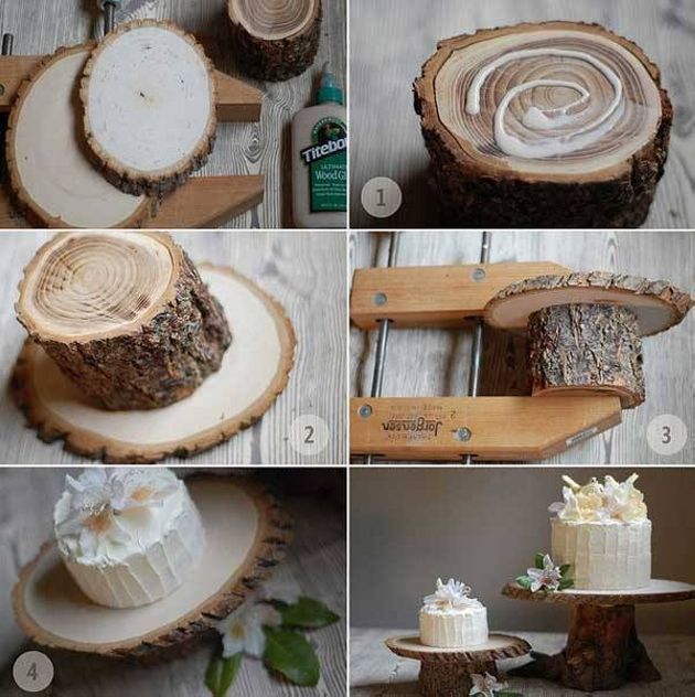 Wood Upcycled Crafts