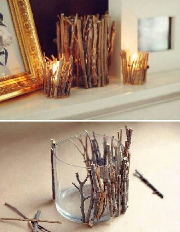 Wood Upcycled Decor Crafts