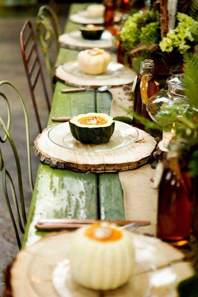Wood Upcycled Dining Table Ideas