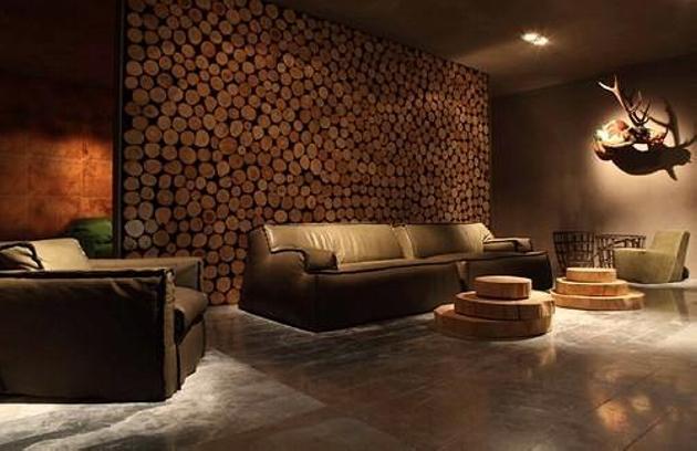 Wood Upcycled Interior Ideas