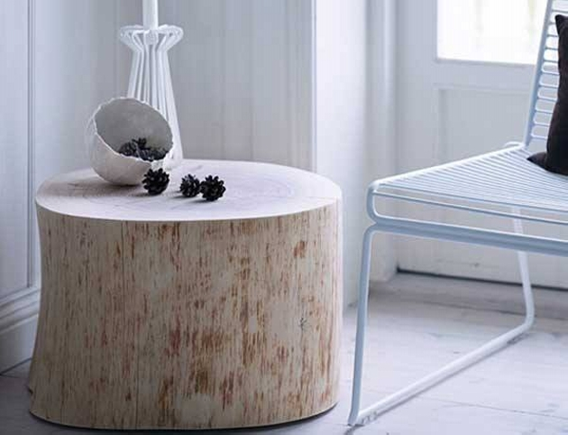 Wood Upcycled Table Ideas