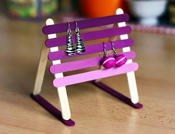 Wooden Sticks Craft Ideas