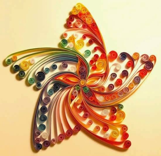 images of quilling patterns