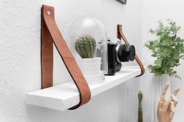 Belt Shelf Projects