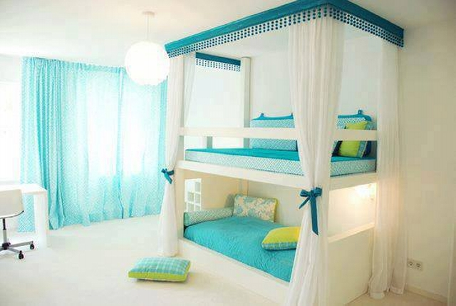 Bunk Bed Designs and Room Decor