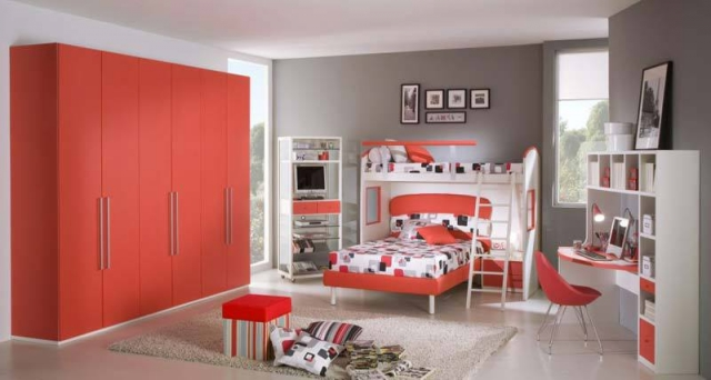 Bunk Bed Ideas for Kids Room