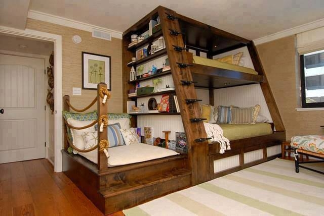 Bunk Bed Ideas for Kids Rooms