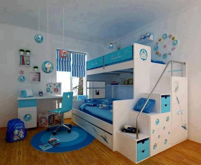 Bunk Bed Ideas for teenagers