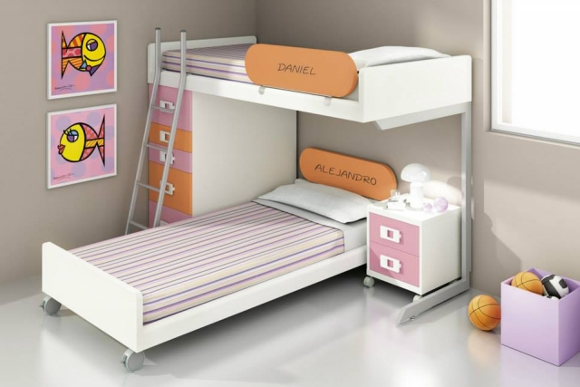 Bunk Bed Projects for Kids Room