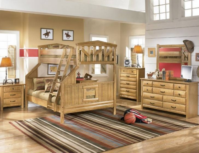 Bunk Bed Projects