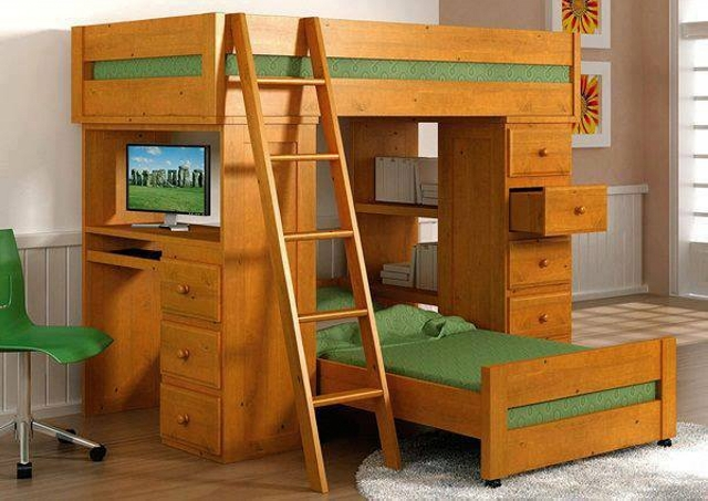 Bunk Bed Designs For Kids Room Upcycle Art