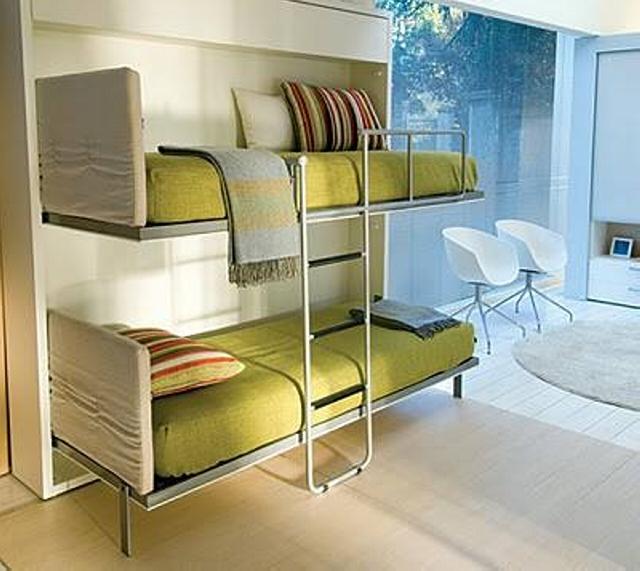 Cozy Bunk Bed Designs