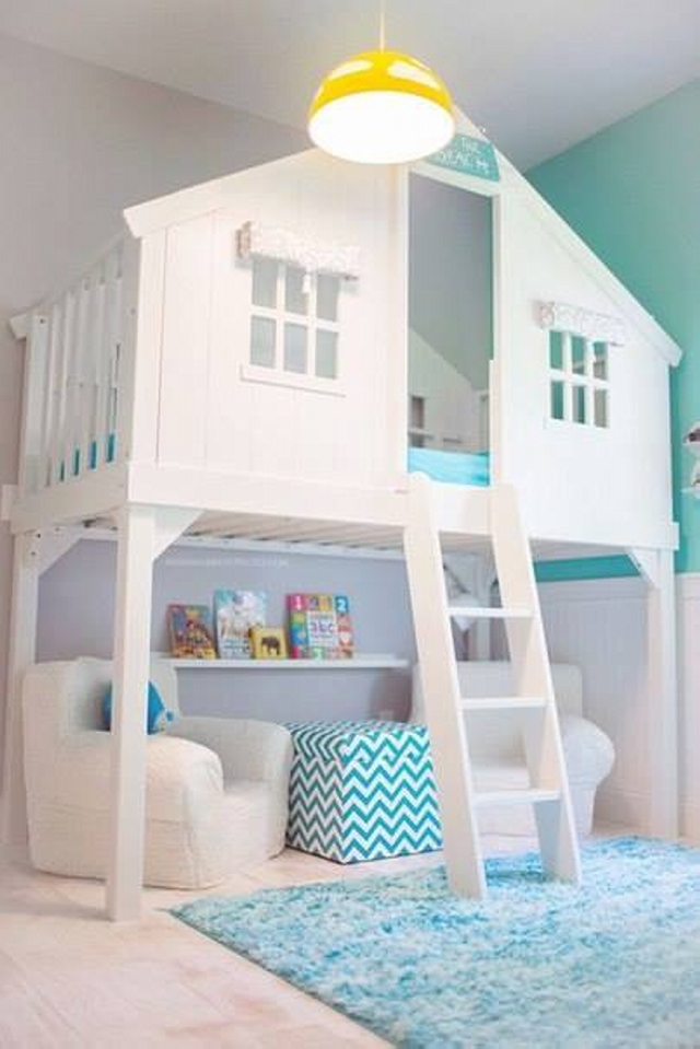 Room Design For Kid: Bunk Bed Designs For Kids Room