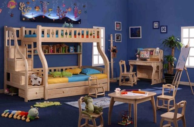 Kids Room Bunk Bed Designs