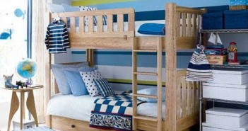 Kids Room Bunk Bed Plans
