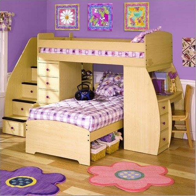 Kids Room Bunk Bed Projects