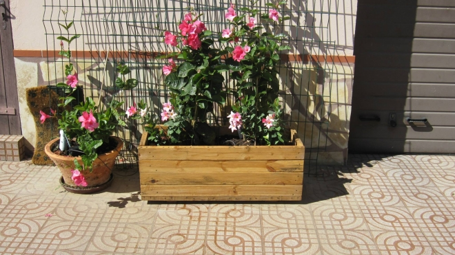 Pallets Planter Ideas