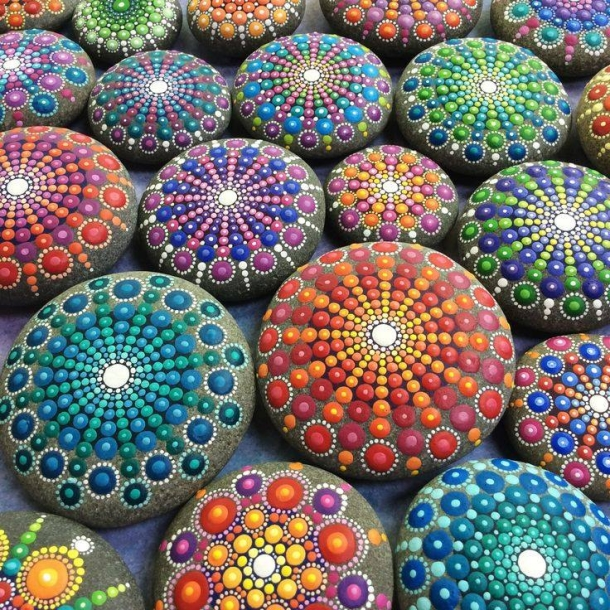 Stone Art Ideas