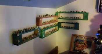 Wall Shelves With Pallets