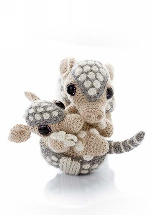 Crocheting Animals : Amigurumi Crochet Patterns / Designs Upcycle Art