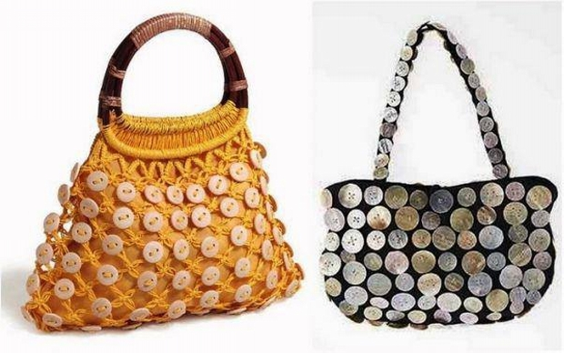 Bags with Buttons