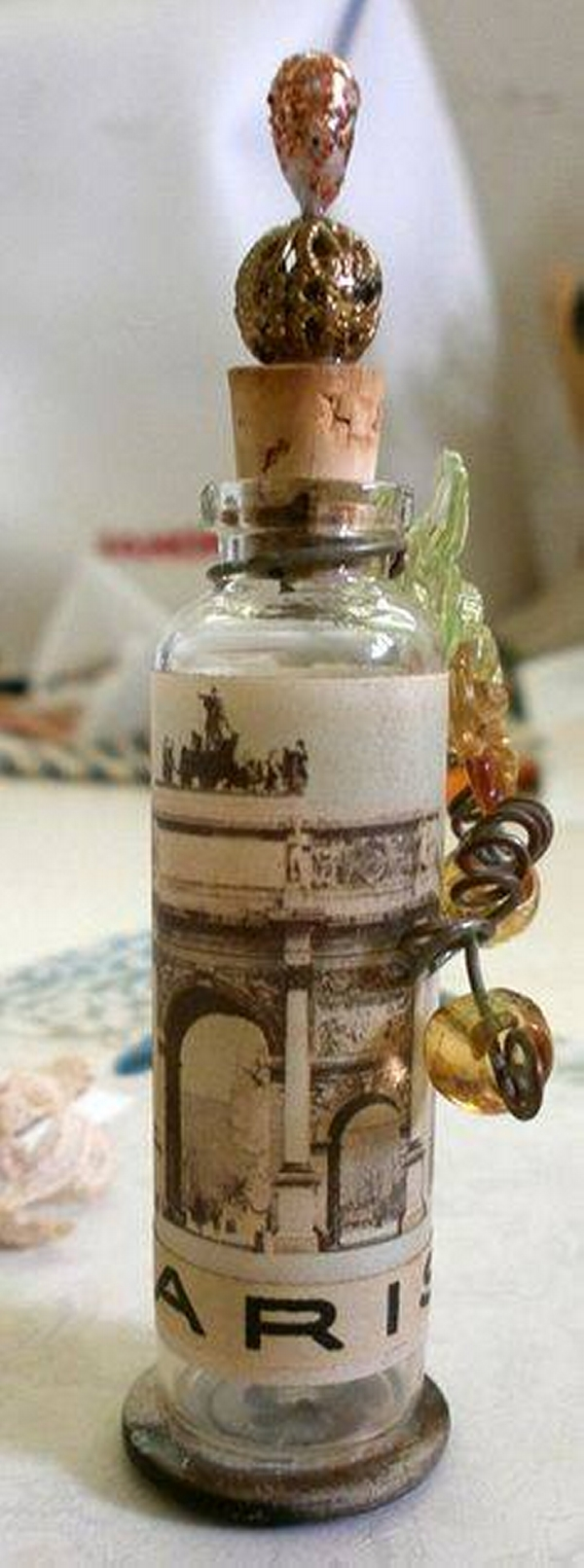 Bottles Decoration Art