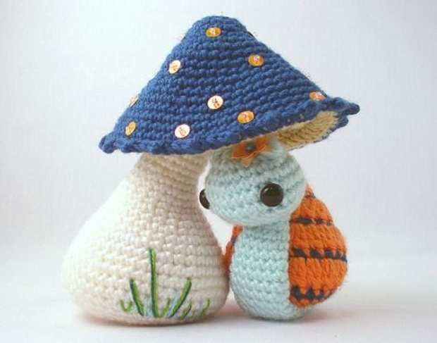 Amigurumi Orange Free Pattern : Amigurumi Crochet Patterns / Designs Upcycle Art